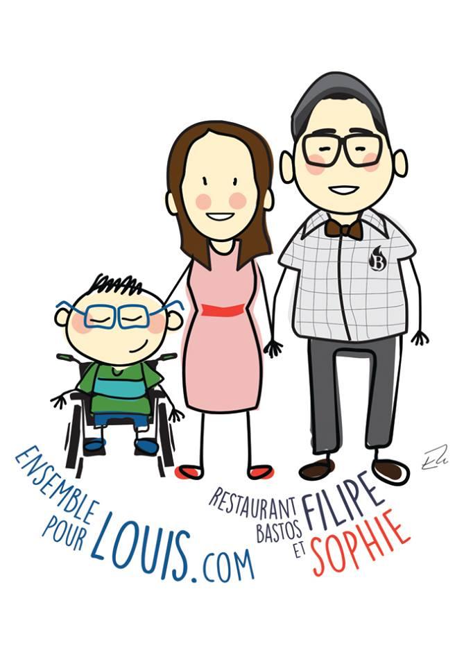Filipe et Sophie Bastos